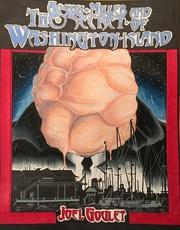 Austin Miller and the secret of Washington Island—a sci-fi  series